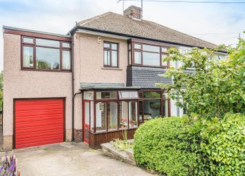 Thumbnail 4 bed semi-detached house for sale in Heather Lea Place, Dore, Sheffield