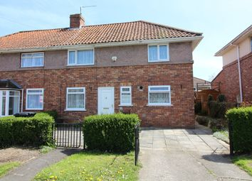 Thumbnail 3 bed semi-detached house for sale in Hillfields Avenue, Fishponds, Bristol