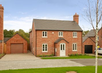 Thumbnail 4 bed detached house for sale in William Ball Drive, Horsehay, Telford, Shropshire