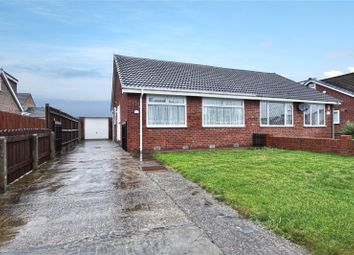 Thumbnail 2 bed semi-detached house for sale in Watkinson Close, Preston, Hull