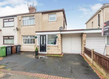 Thumbnail 3 bed semi-detached house for sale in Stanley Road, Maghull, Liverpool, Merseyside
