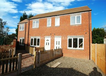Thumbnail 1 bed semi-detached house to rent in Belgrave Road, Halesowen, West Midlands