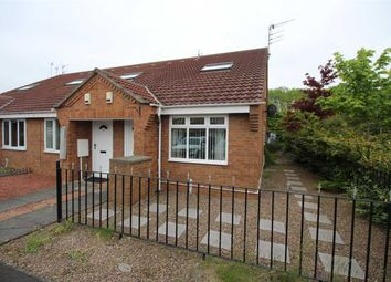 Thumbnail 1 bedroom bungalow to rent in Drybeck Court, Eastfield Vale, Cramlington