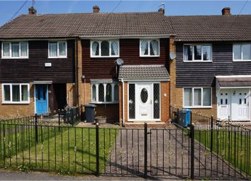 Thumbnail 3 bed town house for sale in Blackstock Drive, Sheffield