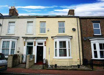 Thumbnail 5 bedroom terraced house for sale in Saint Vincent Street, Sunderland