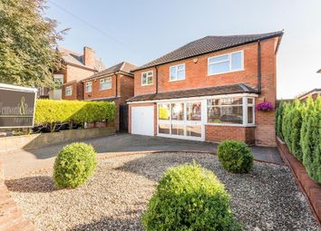 Thumbnail 4 bed detached house for sale in Station Road, Kings Norton, Birmingham