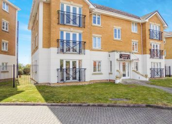 Thumbnail 2 bedroom flat for sale in 9 West Quay, Newhaven