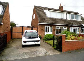 Thumbnail 2 bed semi-detached bungalow for sale in Thompson Street, Ashton In Makerfield