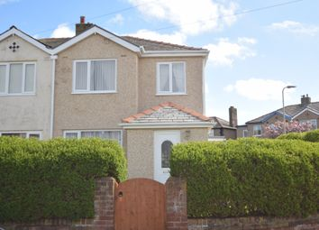 Thumbnail 3 bed semi-detached house for sale in Black Butts Lane, Walney, Barrow-In-Furness