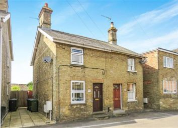 Thumbnail 2 bed semi-detached house for sale in Popes Lane, Warboys, Huntingdon