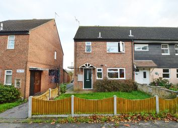 Thumbnail 3 bed end terrace house for sale in Cyril Child Close, Colchester