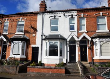 Thumbnail 3 bed terraced house for sale in Wood Lane, Birmingham