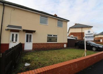 Thumbnail 3 bed semi-detached house for sale in Delaval Crescent, Blyth