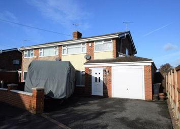 Thumbnail 3 bed semi-detached house for sale in Howard Road, Saltney, Chester