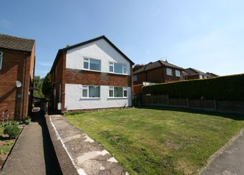 Thumbnail 2 bed maisonette to rent in Sansome Road, Shirley, Solihull