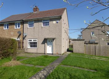 Thumbnail 2 bed semi-detached house for sale in Moor Bottom Road, Illingworth, Halifax