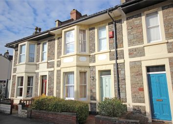 Thumbnail 2 bed terraced house for sale in Tennyson Road, Horfield, Bristol
