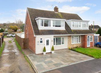 Thumbnail Semi-detached house for sale in Dukes Meadow, Hamstreet, Ashford