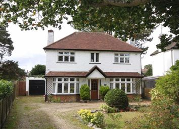 Thumbnail 4 bed detached house for sale in The Grove, Christchurch, Dorset