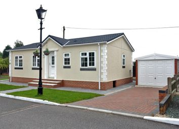 Thumbnail 2 bed detached bungalow for sale in Eastfield Park, Tuxford, Newark