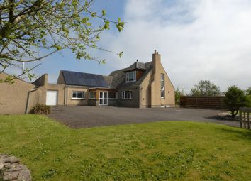 Thumbnail 4 bed detached house for sale in Weydale, Thurso