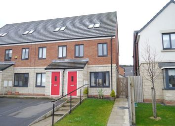 Thumbnail 3 bed end terrace house for sale in Derwent Water Drive, Stella Riverside, Blaydon-On-Tyne
