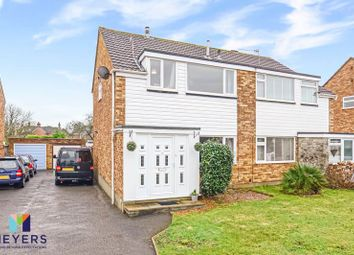 3 bed semi-detached house for sale in Sunridge Close, Parkstone, Poole BH12