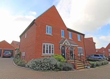 Thumbnail 3 bed terraced house to rent in Olaf Schmid Mews, Didcot, Oxfordshire