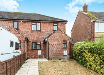 Thumbnail 3 bed end terrace house for sale in Recreation Road, Durrington, Salisbury