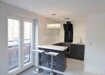 Thumbnail 1 bed flat for sale in Longacres, Brackla, Bridgend.