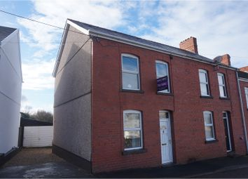 Thumbnail 2 bed terraced house for sale in Maes Y Berllan, Ammanford