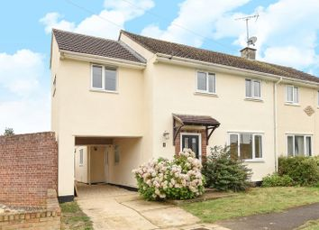Thumbnail 4 bed semi-detached house for sale in Larkhill Road, Abingdon