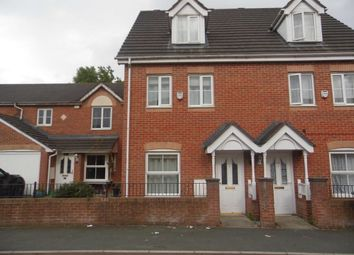 Thumbnail 3 bedroom town house for sale in Nepaul Road, Blackley, Manchester