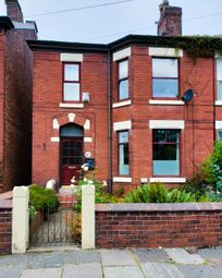 Thumbnail 3 bedroom semi-detached house for sale in Elmfield Road, Stockport