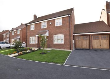 Thumbnail 4 bed detached house for sale in 4 Pennycress Gardens Banady Ln, Stoke Orchard