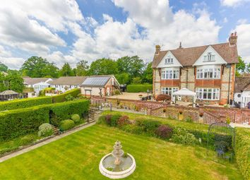 Thumbnail 7 bed country house for sale in Burntwood Lane, Caterham