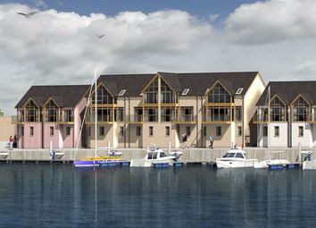 Thumbnail 2 bedroom town house for sale in Lossiemouth Marina, Lossiemouth