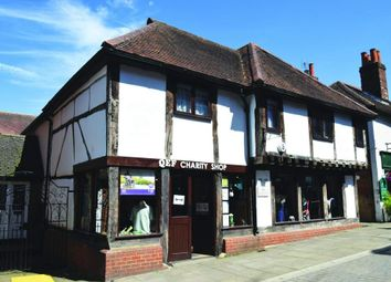 Thumbnail Retail premises for sale in 33-35 High Street, Leatherhead
