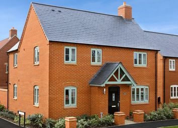 "Thumbnail 4 bedroom semi-detached house for sale in ""Lincoln"" at Halse Road, Brackley"