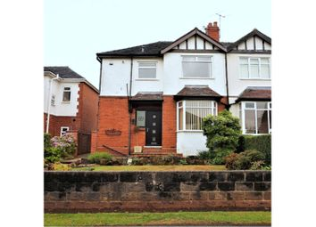 Thumbnail 3 bed semi-detached house for sale in Myott Avenue, Newcastle