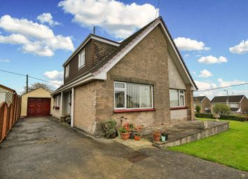 Thumbnail 4 bed bungalow for sale in Pwll Evan Ddu, Coity, Bridgend