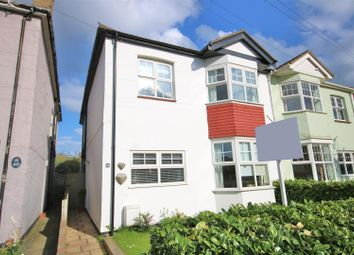Thumbnail 4 bed semi-detached house for sale in St. Marys Road, Frinton-On-Sea