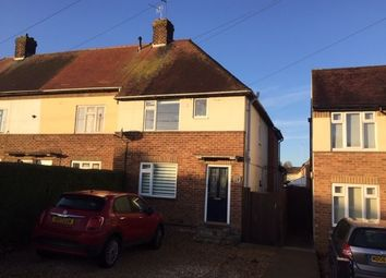 Thumbnail 3 bed semi-detached house for sale in The Warren, Hardingstone, Northampton
