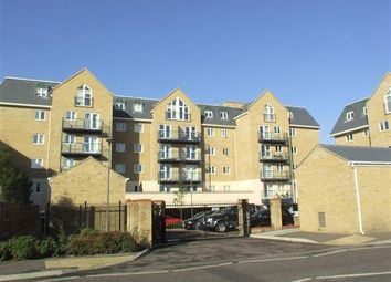 Thumbnail 2 bed flat to rent in Clarence Lodge, Taverners Way, Hoddesdon