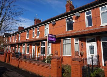 Thumbnail 3 bed terraced house for sale in Parkside Road, Manchester