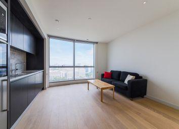 Thumbnail  Studio to rent in Charrington Tower, New Providence Wharf, London