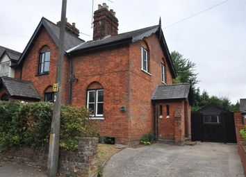 Thumbnail 3 bed semi-detached house for sale in Debden Road, Saffron Walden, Essex