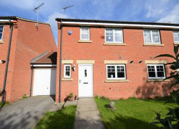 Thumbnail 3 bed semi-detached house for sale in 65 Bridge Close, Tadcaster