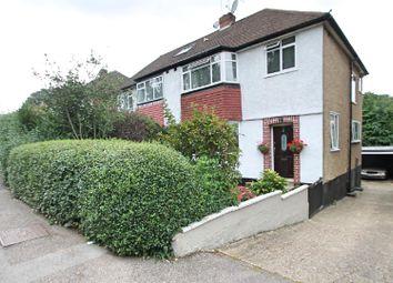 Thumbnail 3 bed semi-detached house for sale in Windmill Lane, Bushey Heath, Bushey