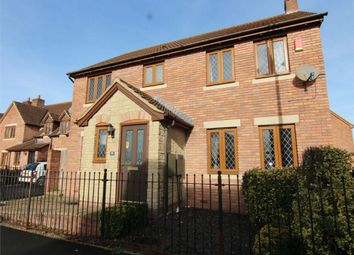Thumbnail 4 bed detached house for sale in Pastures Avenue, St Georges, Weston-Super-Mare, North Somerset